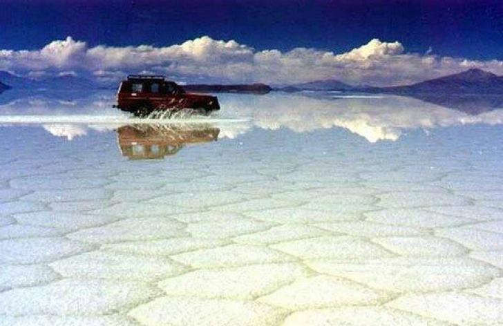 Unde se află cel mai mare depozit natural de sare din lume