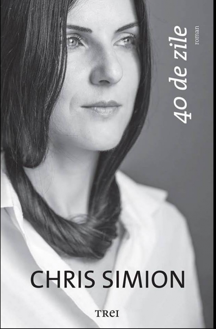 Chris Simion. Un nou volum și 40 de zile de întâlniri cu cititorii