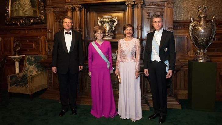 Klaus Iohannis, mesaj emoţionant pe Facebook despre Familia Regală / Foto: Facebook.com