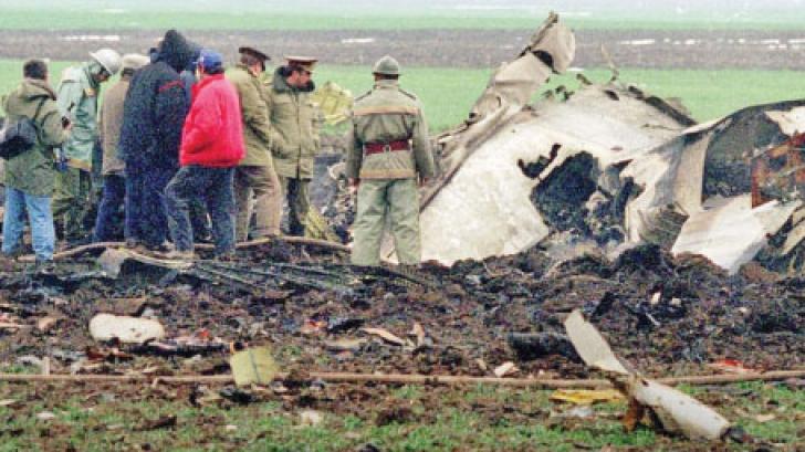 Dezvăluiri şocante la 20 de ani de la tragedia aviatică de la Baloteşti