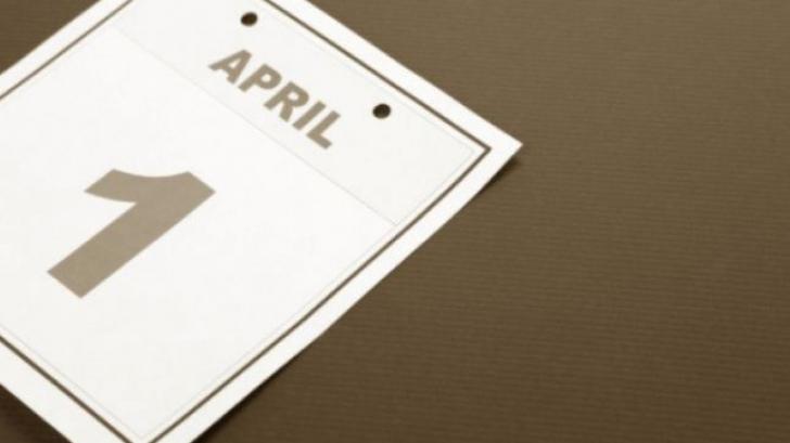 De ce este 1 aprilie ziua păcălelilor