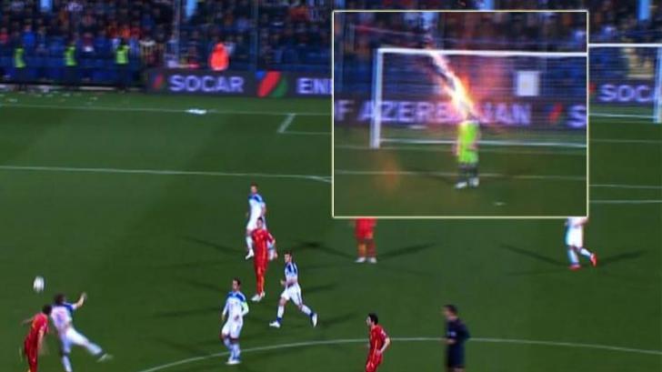 Incident șocant în preliminariile pentru Euro 2016