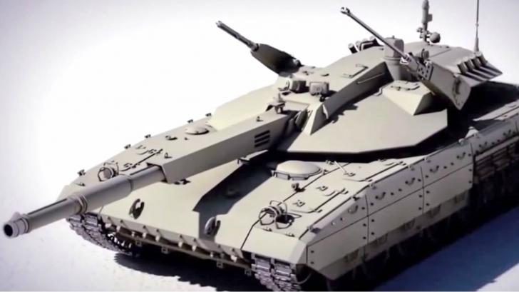 Rușii se pregătesc de război: Au primit cele mai moderne tancuri din lume