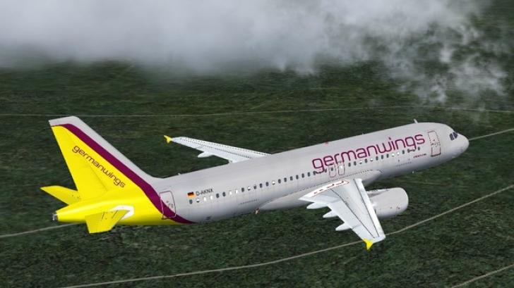 Avion cu 150 de pasageri la bord, prăbuşit în Franţa