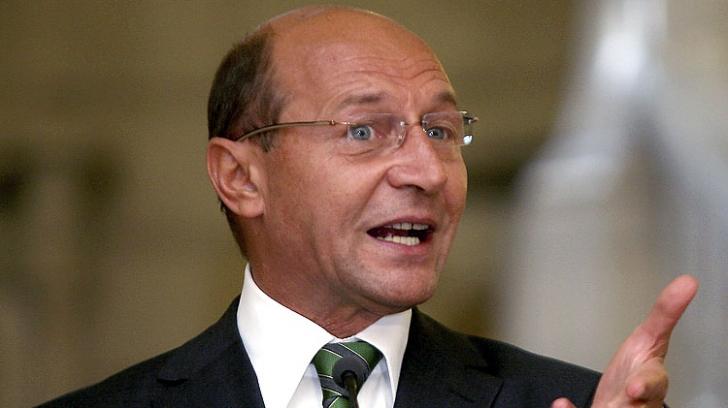 Traian Basescu a castigat procesul cu Sorin Rosca Stanescu