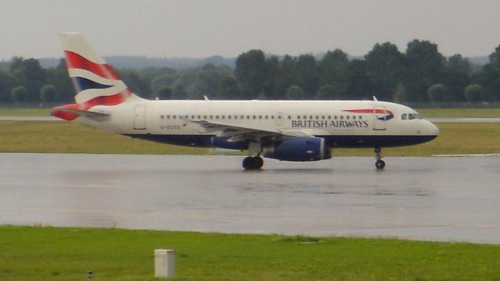 Un avion al British Airways a anunțat o urgență la bord, după decolare