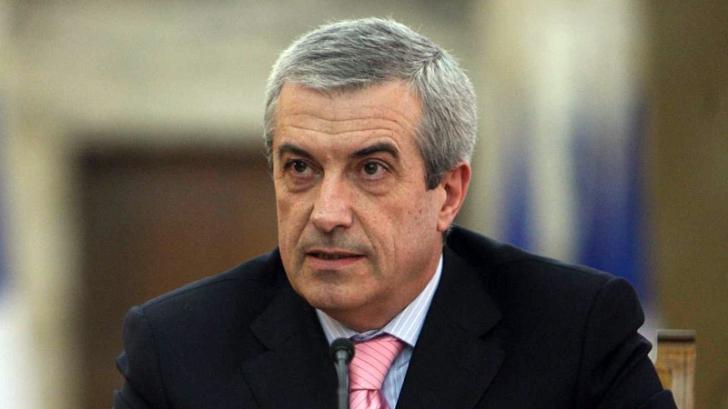 Călin Popescu Tăriceanu, la Bruxelles, după blocarea votului pentru Șova. Vrea eliminarea MCV