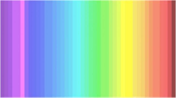 Test: Doar 25% din populaţia globului vede toate culorile din această fotografie