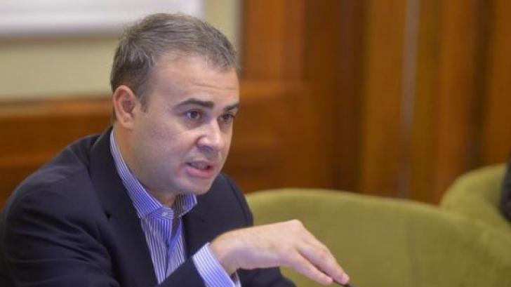 A doua cerere de arestare a lui Vâlcov, trimisă Comisiei Juridice a Senatului