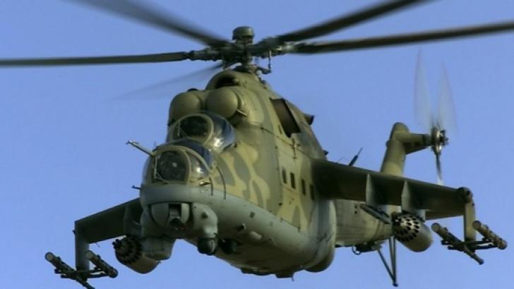 Un elicopter care transporta un copil la spital s-a prăbușit în apropiere de Belgrad