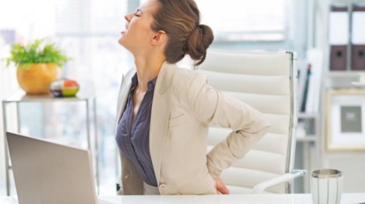Cum scapi de durerea de spate în 60 de secunde