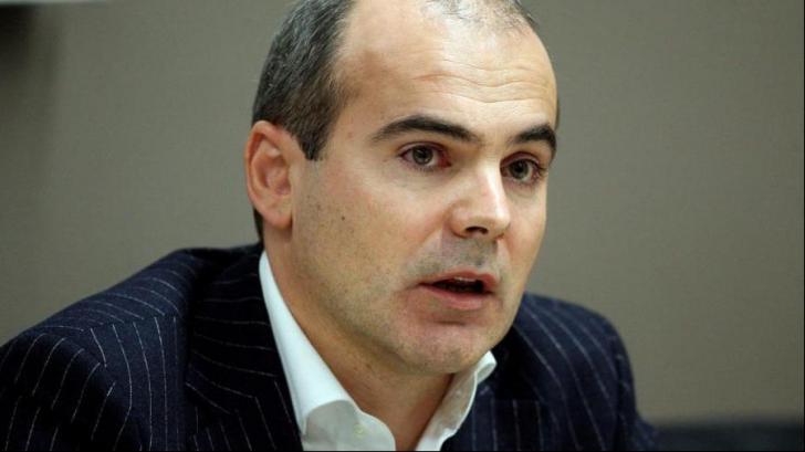 Rareş Bogdan, mesaj dezolant