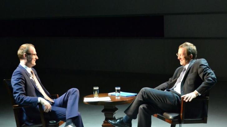 MATTHIJS VAN BONZEL, ambasadorul regatului Ţărilor de Jos în România, intervievat de Alexandru Cumpănaşu