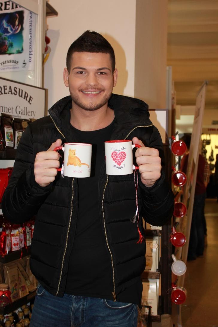 Uite ce cadouri alese și-au cumpărat Rocsana Marcu și Răzvan Botezatu