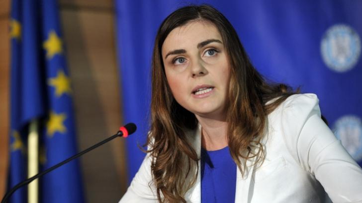 Ioana Petrescu, numită de Ponta într-o nouă funcție