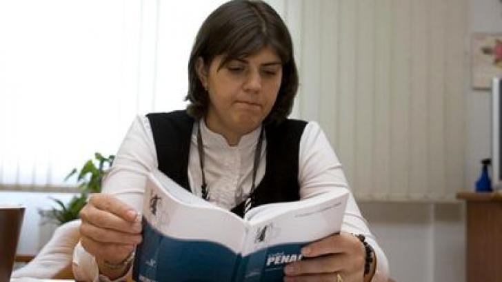 Şefa DNA,Laura Codruța Kovesi