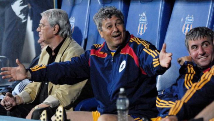Mircea Lucescu și Gică Hagi la echipa națională?