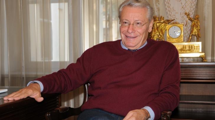 Petru Lucinschi, fostul preşedinte al Republicii Moldova