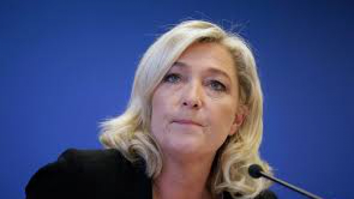"""Marine Le Pen a acceptat invitația Madonnei, de a se întâlni """"la un pahar"""""""