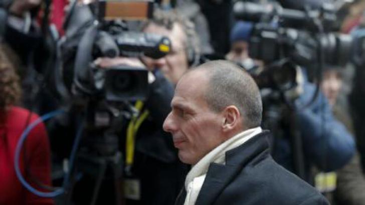Ministrul de finanțe elen Yanis Varoufakis
