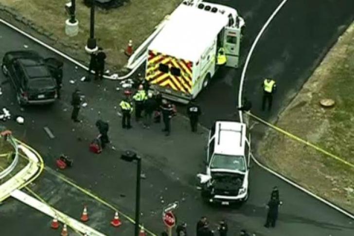 Incident armat la sediul NSA din Maryland: focuri de armă, un mort şi un rănit UPDATE FOTO