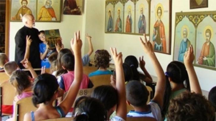 Fără ora de Religie: Amendamentul privind la frecventarea acestei ore, avizat pozitiv
