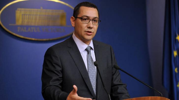Victor Ponta s-a decis: Răspunde doar jurnaliștilor ai companiilor de presă ce nu au datorii la FISC
