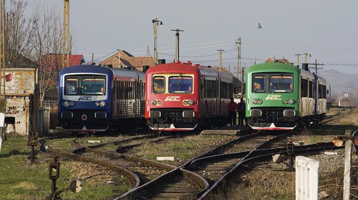 Circulaţia trenurilor Regiotrans a fost suspendată