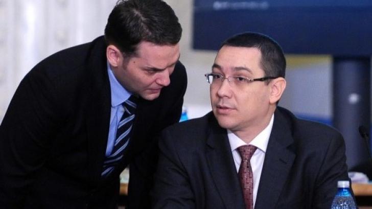 Vot Şova. Ponta, reacţie uluitoare după ce Băsescu l-a acuzat pe Tăriceanu de abuz în serviciu