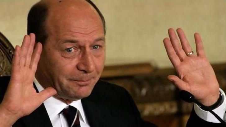 Traian Băsescu, audiat la Parchetul General marţi