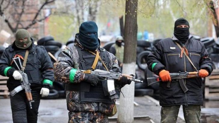 Soldaţi ucraineni răniţi în luptele cu separatiştii proruşi, trataţi în România