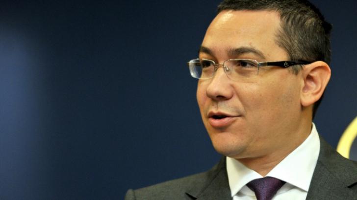 """În februarie, Ponta este """"reformator"""". În martie, Ponta este el însuşi"""