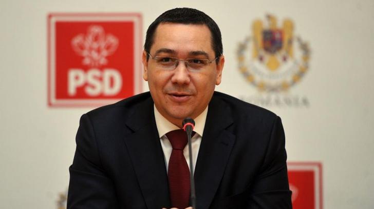 Ponta: PNL își aduce aminte o dată la cinci ani de oamenii din diaspora