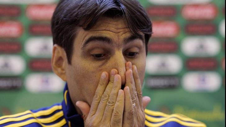 Victor Piţurcă, reacţie care a surprins pe toată lumea când a auzit că Dinamo n-a prins play-off-ul