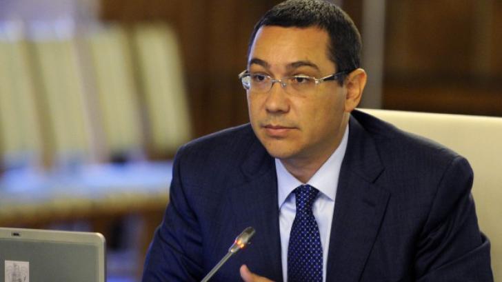 Cum vrea Ponta să recupereze prejudiciile din dosarele penale