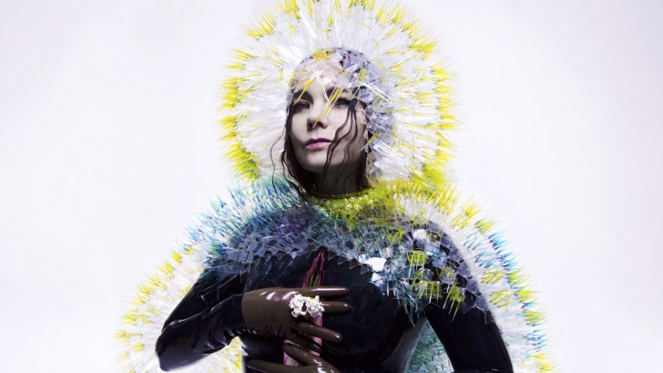 Björk refuză să pună la dispoziție noul său album pe site-urile de streaming