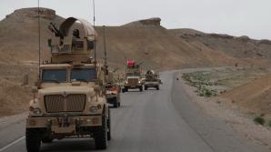 Militari români, răniți în Afganistan