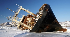 Naufragiu în Marea Ohotsk