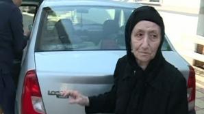 Prima declaraţie a mamei lui Gigi Becali după eliberarea acestuia din puşcărie
