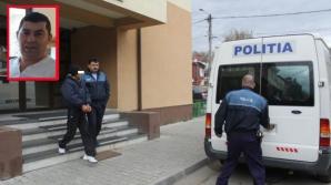 Criminalul din Slatina a fost prins. A ucis-o pe soţia patronului său