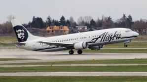 Aterizare de urgenţă: Un bărbat a rămas blocat în cala unui avion de pasageri