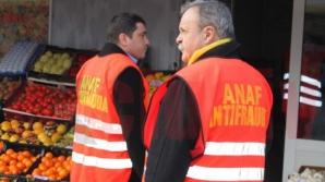 Controalele ANAF i-au speriat pe comercianți