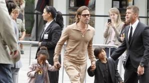 Brad Pitt ar putea fi anchetat de FBI. Iată ce a făcut într-un avion. Este strigător la cer!
