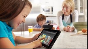 <p>Copiii care folosesc prea des tablete dezvoltă un comportament autist</p>