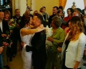 """Gabriela Cristea şi Tavi Clonda au spus """"Da"""""""