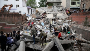 CUTREMUR NEPAL. Aproximativ o sută de replici au urmat după cutremurul devastator