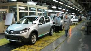 Sefii Dacia sunt uimiti de lipsa autostrazilor