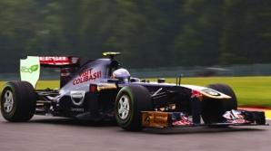 Formula 1 aprilie de la Dacia