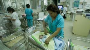 Avertismentul OMS legat de operația cezariană