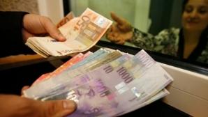 Francul iar în criză